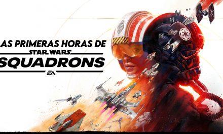 Las Primeras Horas de Star Wars: Squadrons