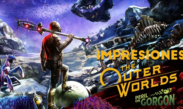 Impresiones The Outer Worlds: Peril on Gorgon