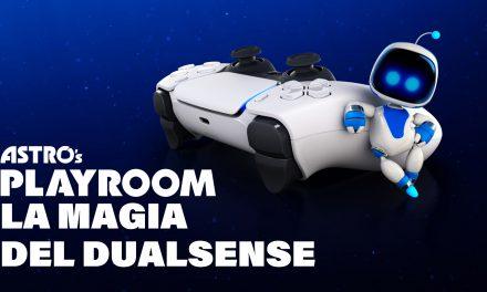 ASTROS's PLAYROOM – La Magia del DualSense