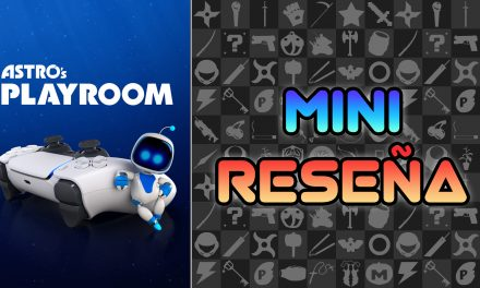 Mini Reseña Astro's Playroom