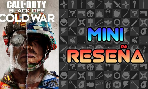 Mini Reseña Call of Duty: Black Ops Cold War