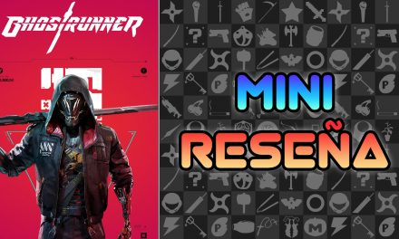 Mini Reseña Ghostrunner