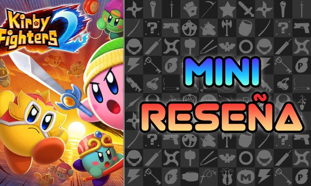 Mini Reseña Kirby Fighters 2