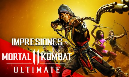 Impresiones Mortal Kombat 11 Ultimate