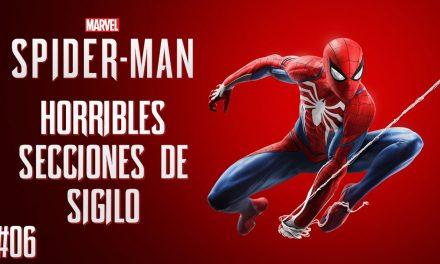 Serie Spider-Man # 6 – Horribles secciones de sigilo