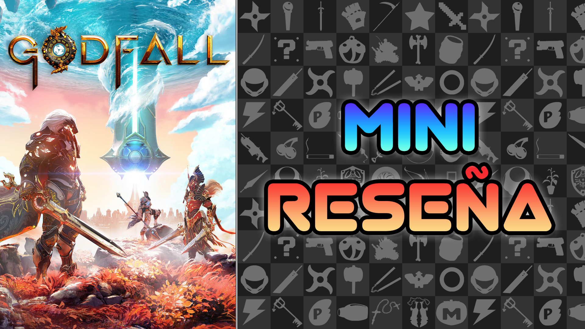 Mini Reseña Godfall