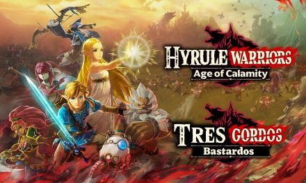 Reseña Hyrule Warriors: Age of Calamity