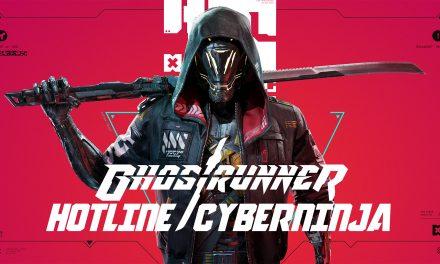 Ghostrunner – Hotline Cyberninja