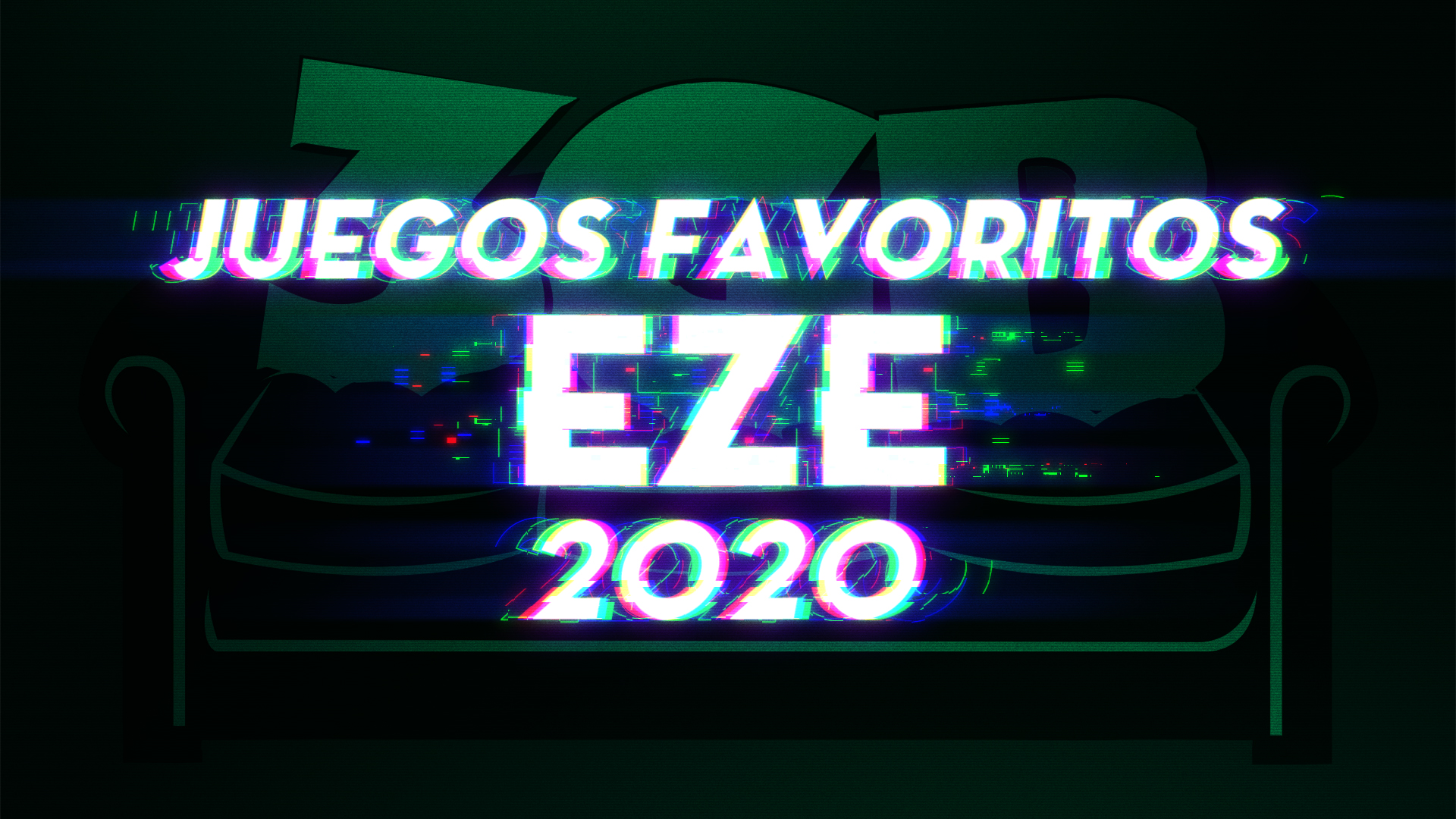 Los Juegos Favoritos de Eze del 2020