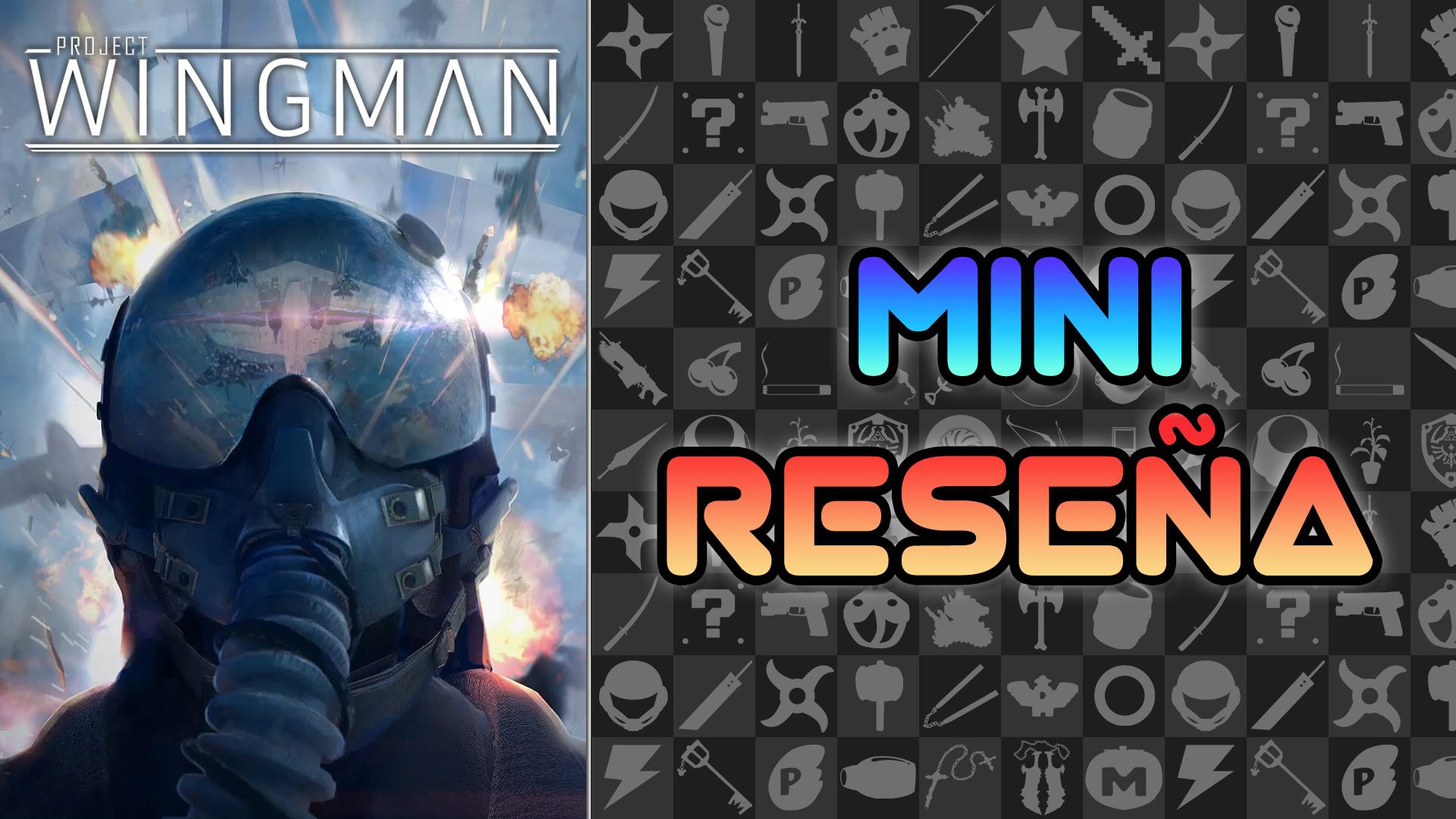 Mini Reseña Project Wingman