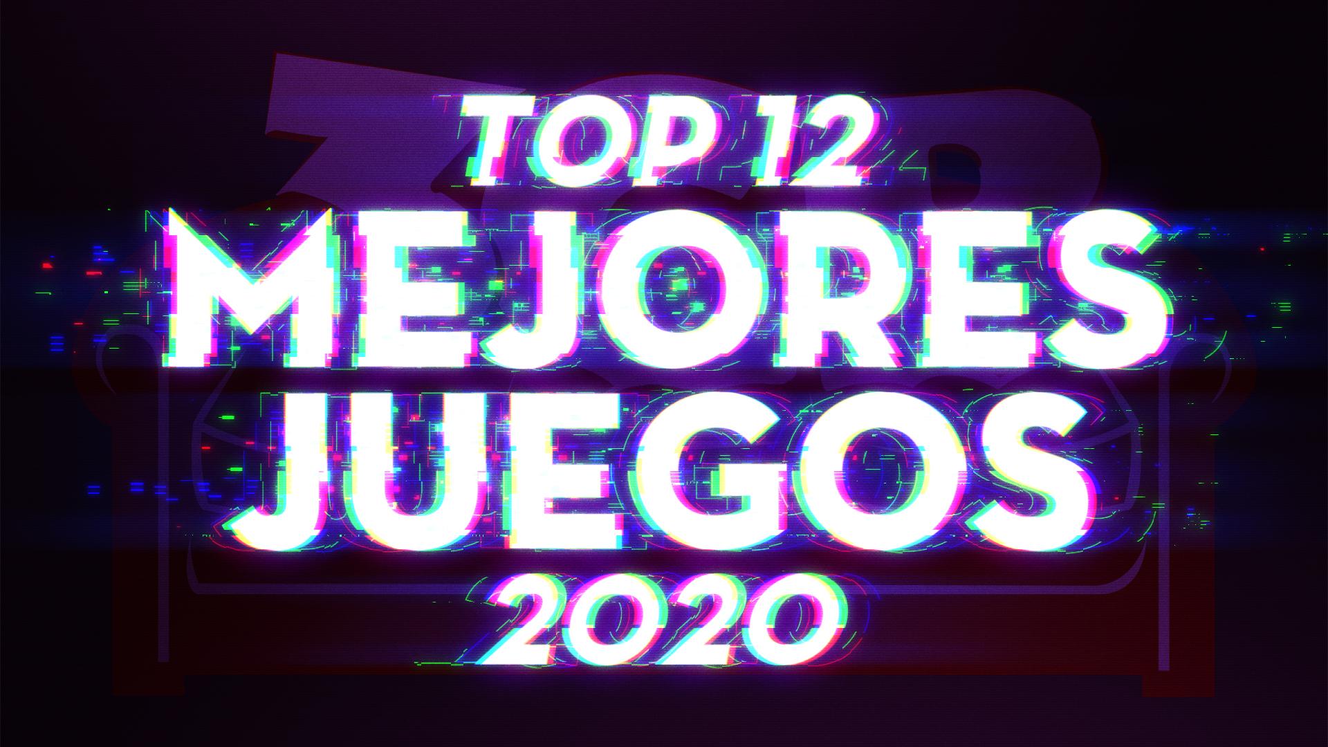 Top 12: Los Mejores Juegos del 2020
