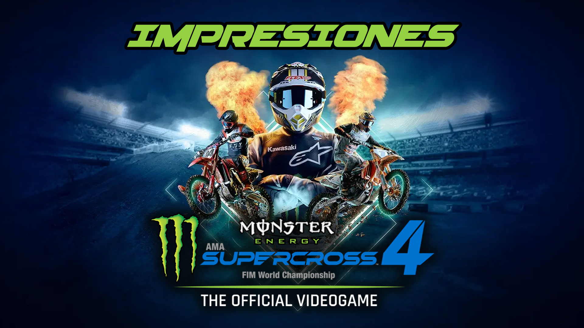 Impresiones Monster Energy Supercross – The Official Videogame 4