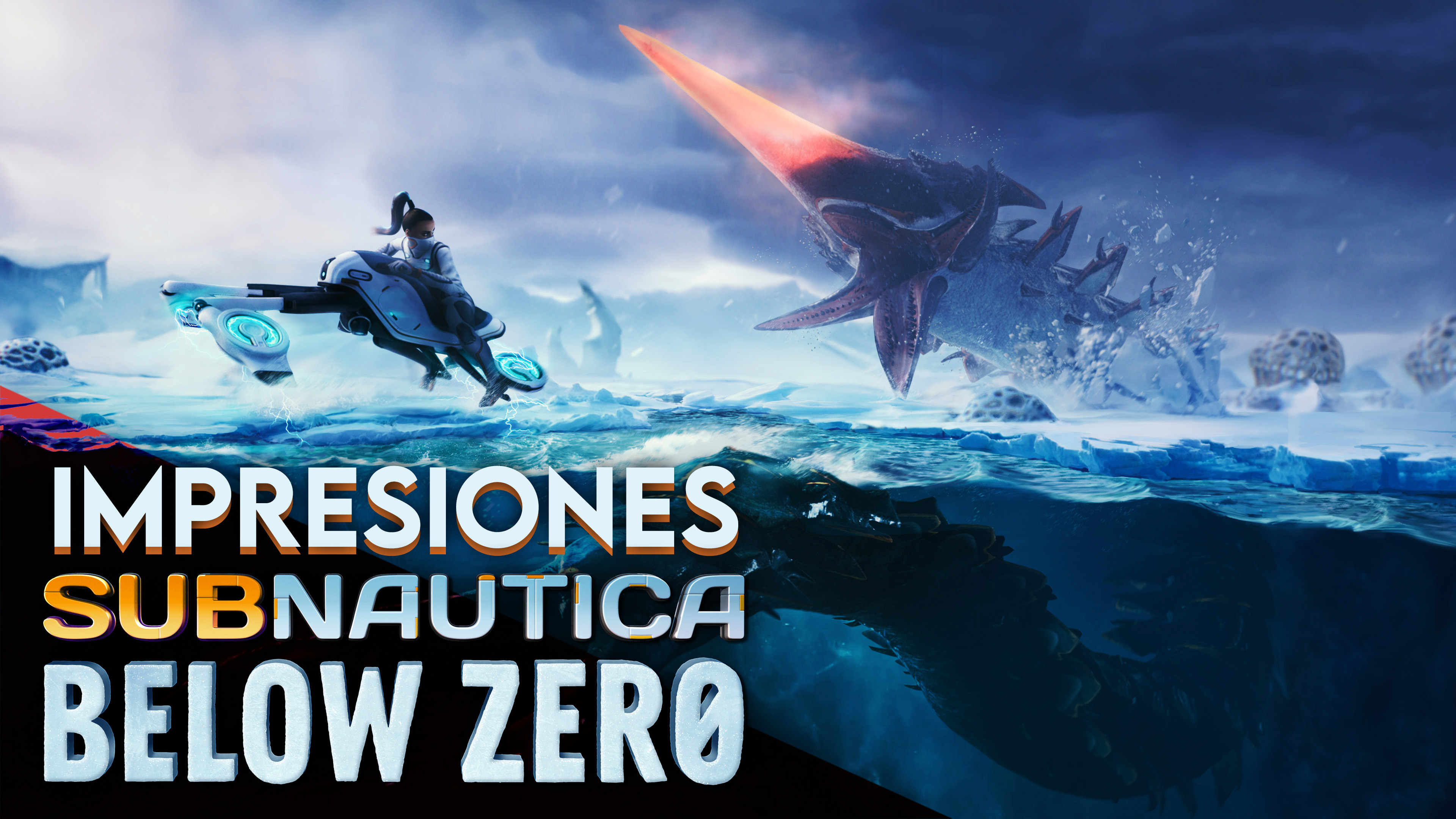 Impresiones Subnautica: Below Zero