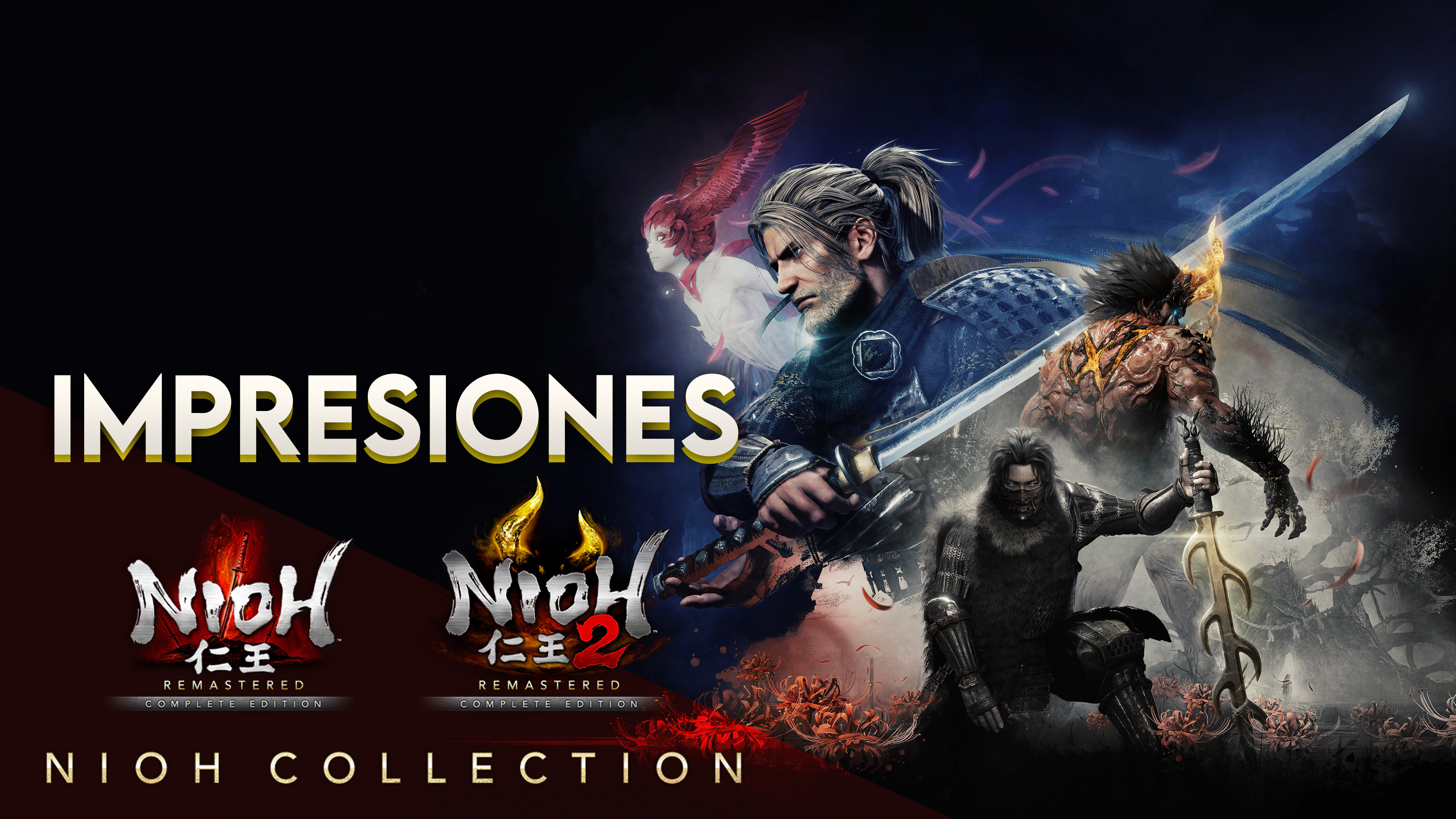 Impresiones The Nioh Collection