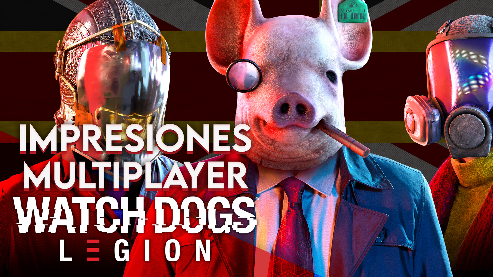 Impresiones Multiplayer Watch Dogs: Legion