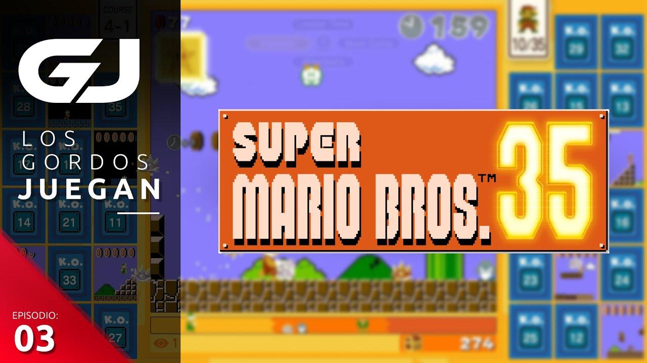 Los Gordos Juegan: Super Mario Bros. 35 – Parte 03