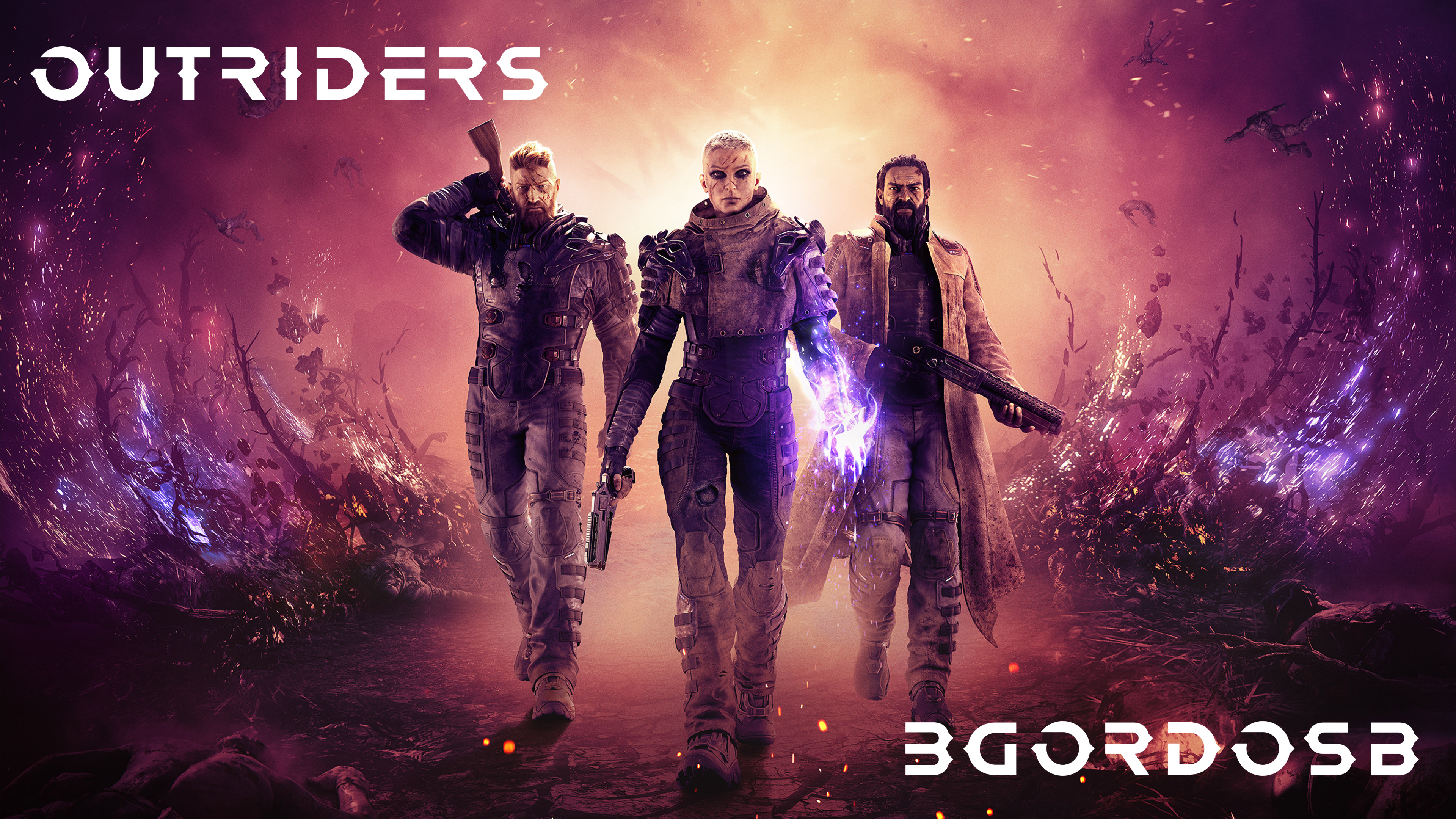 Reseña Outriders