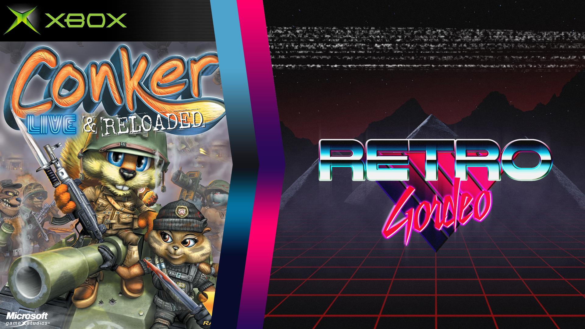 Retro Gordeo – Conker: Live & Reloaded