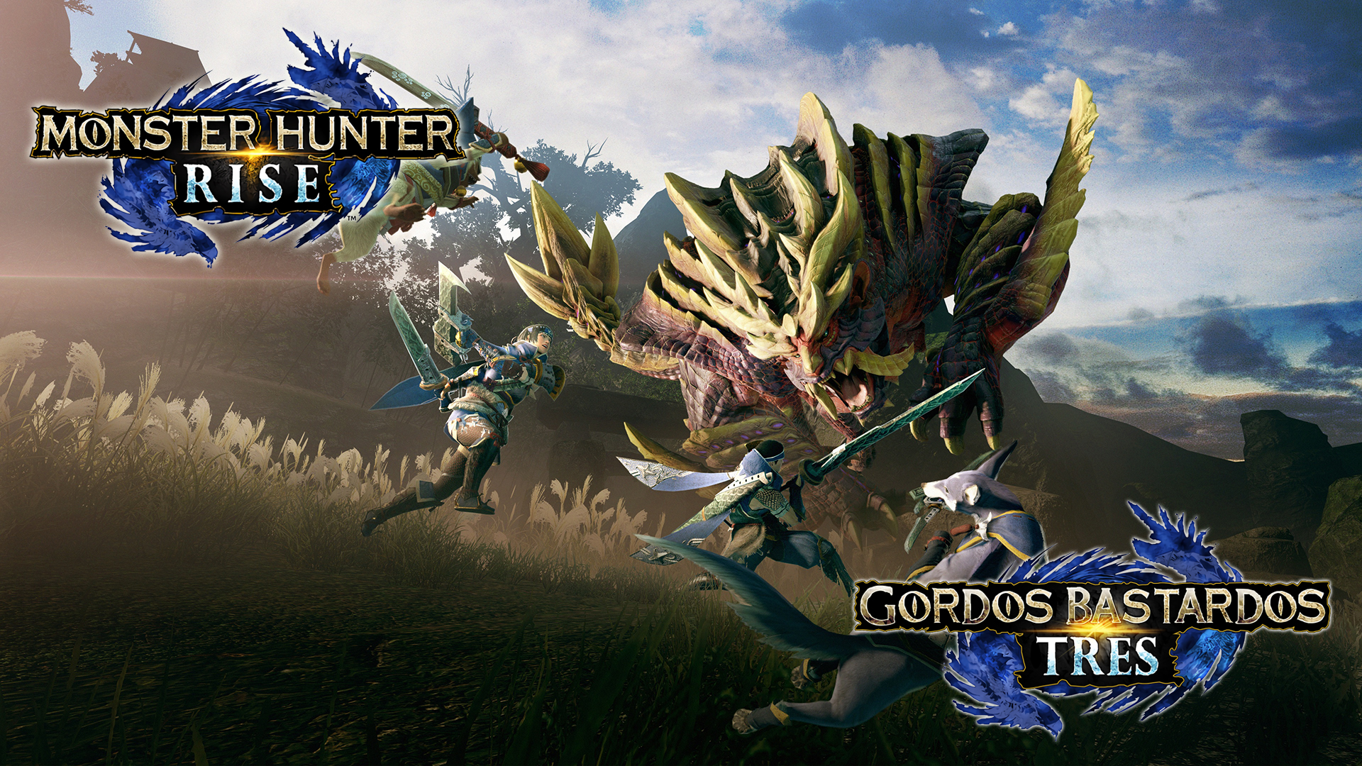 Reseña Monster Hunter Rise