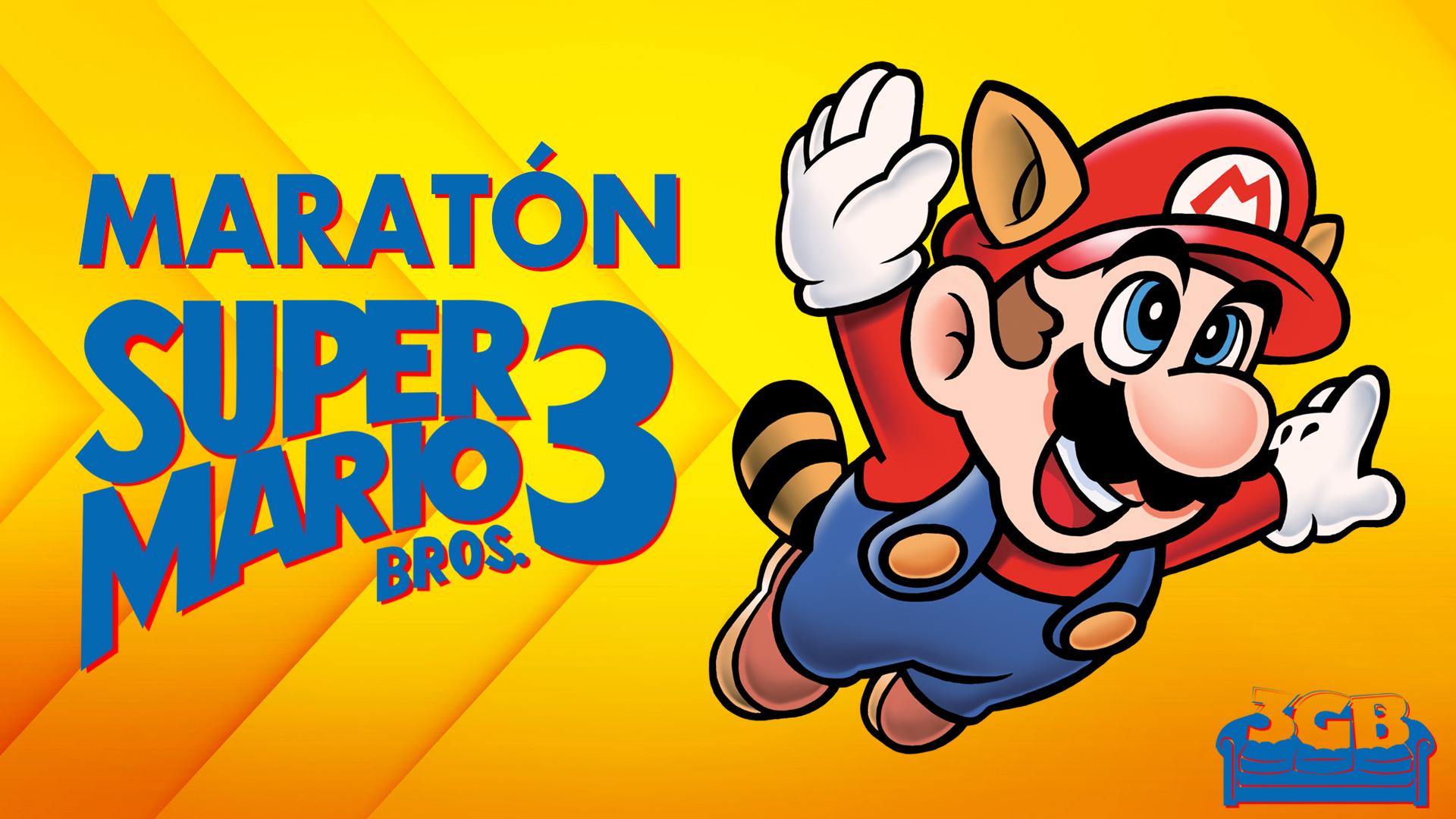 Maratón Super Mario Bros. 3