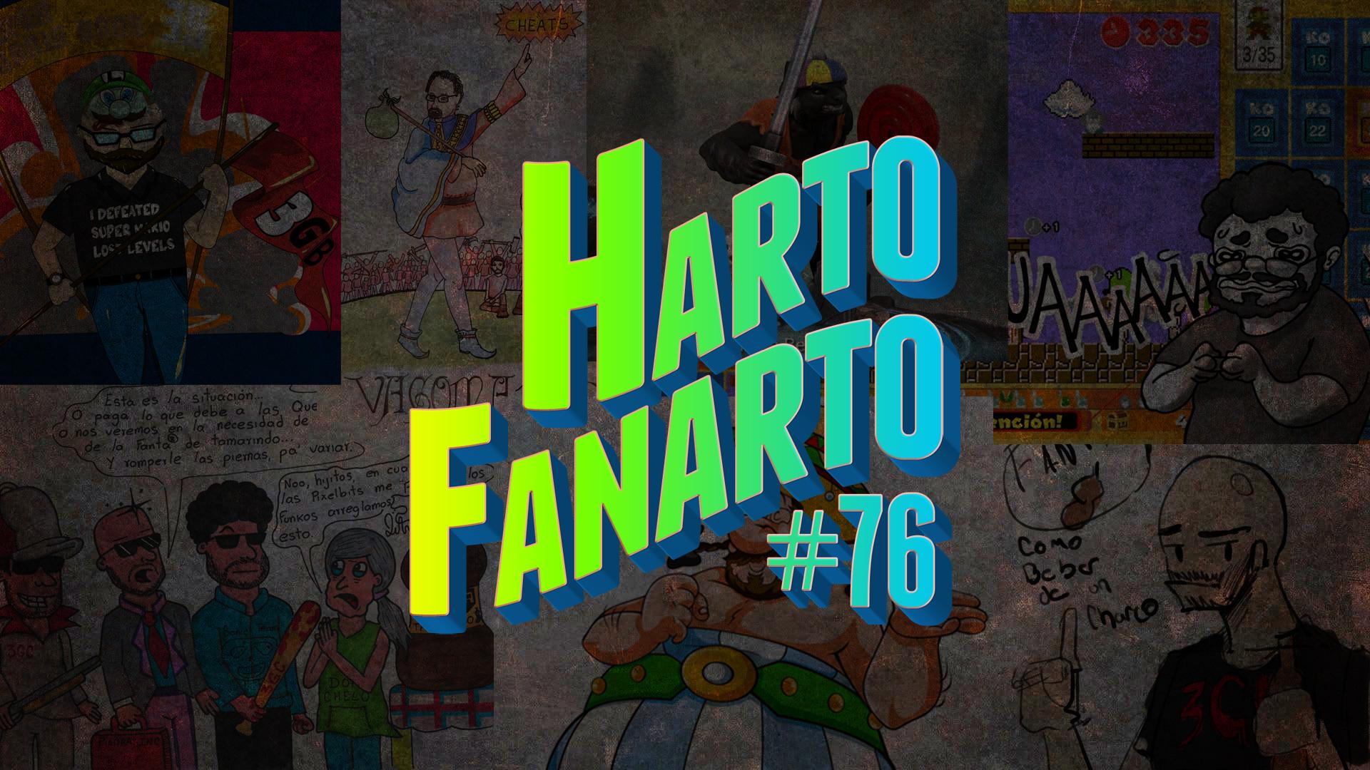 Harto Fanarto #76