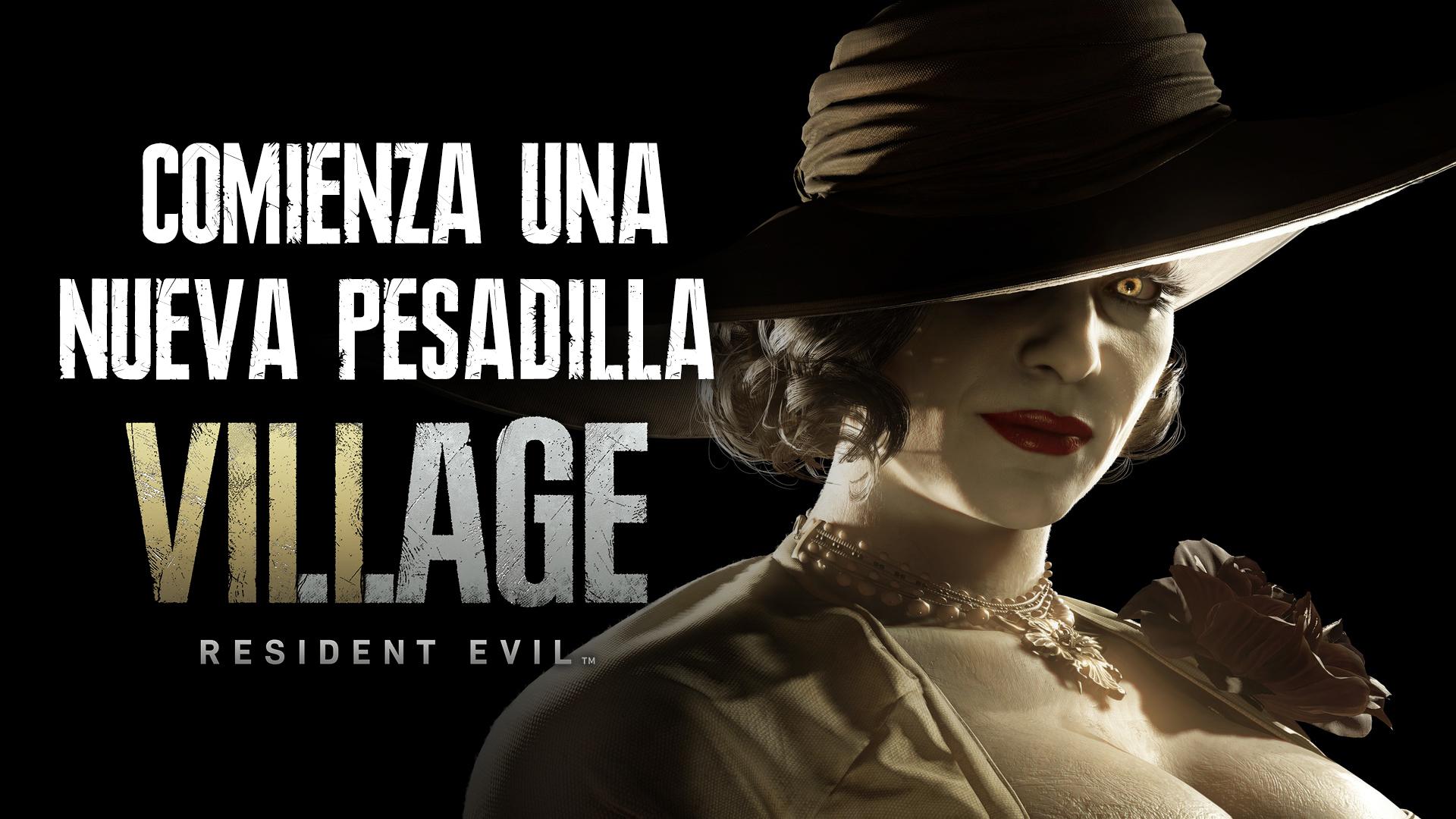 Resident Evil Village – Comienza una nueva pesadilla