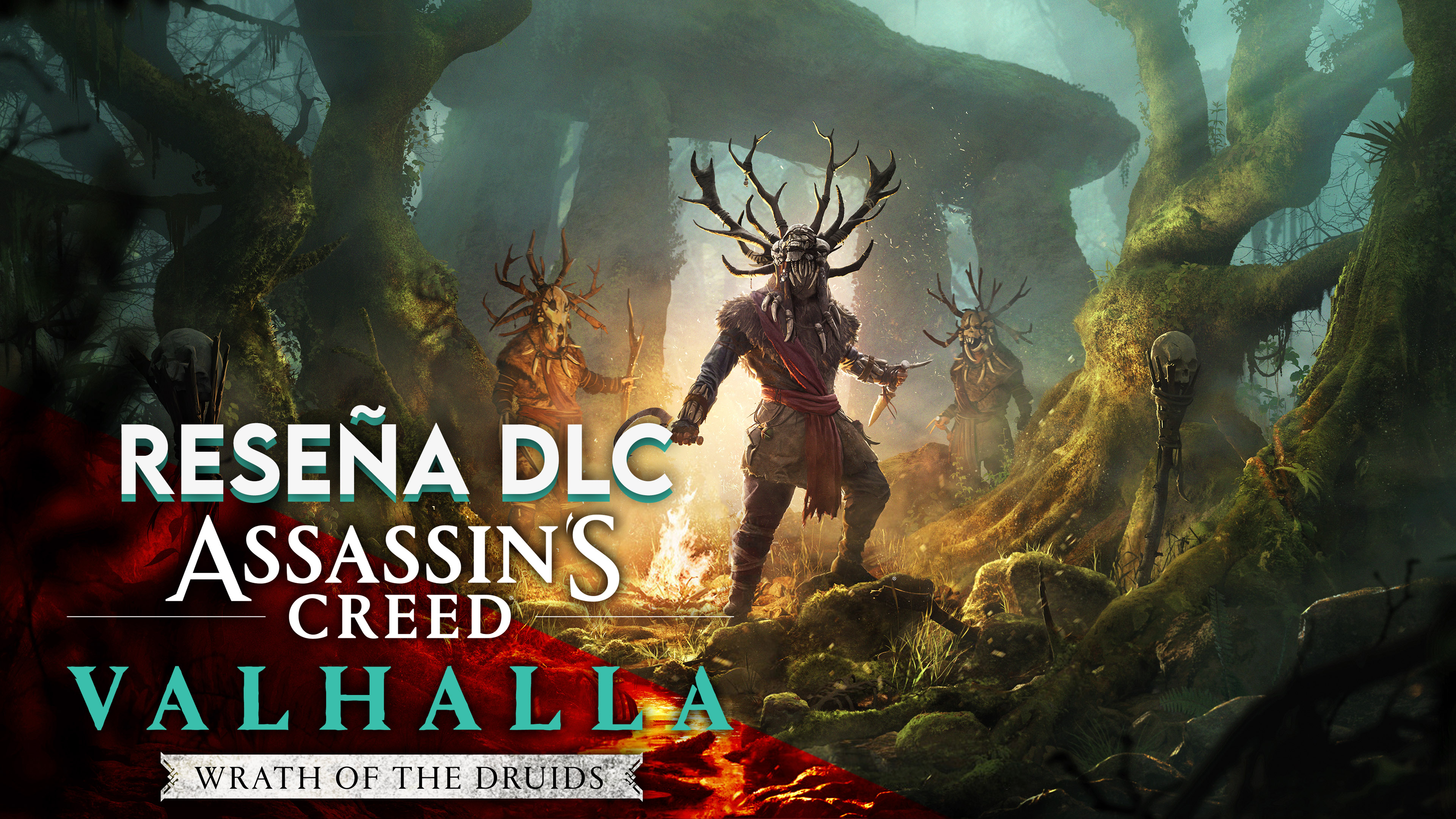Reseña DLC Assassin's Creed Valhalla: Wrath of the Druids – ¡Vamos rumbo a Irlanda!