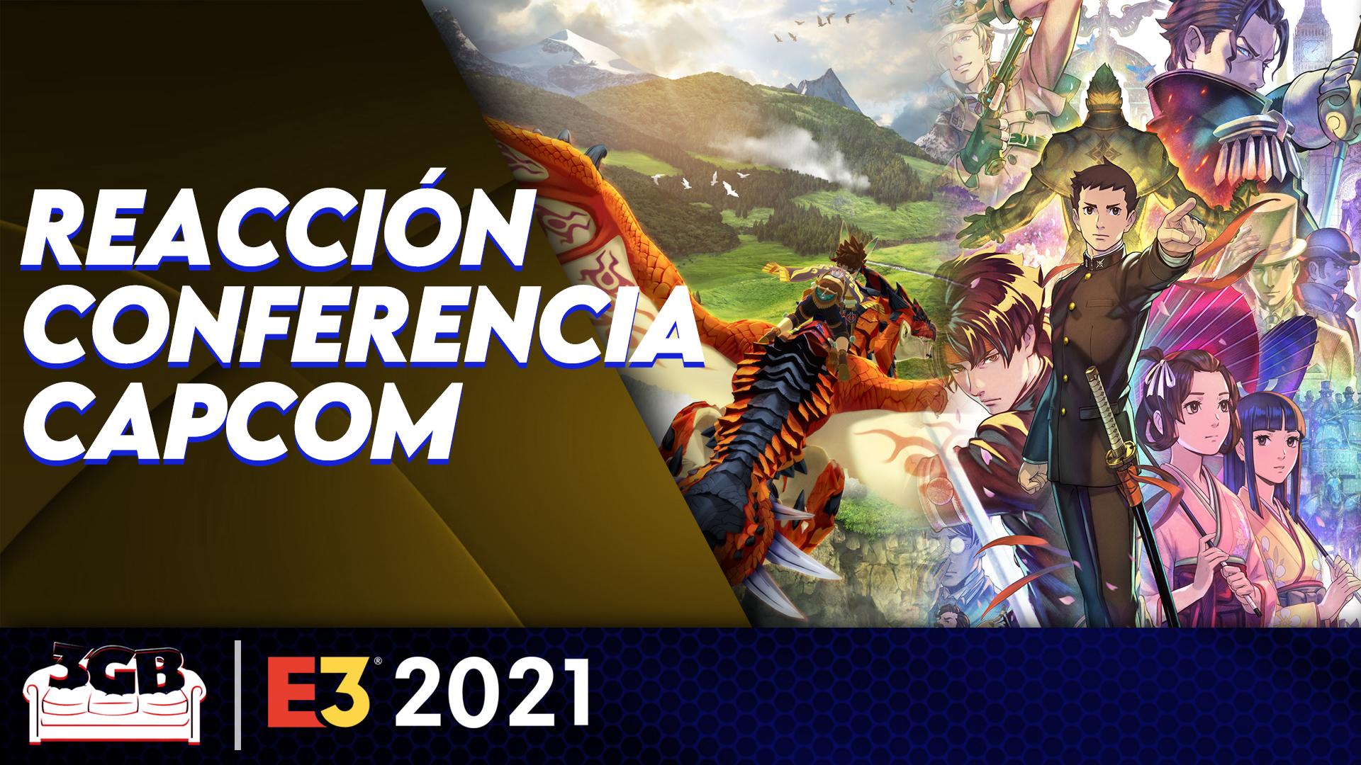 Conferencia Capcom E3 2021 – Reacción en Vivo