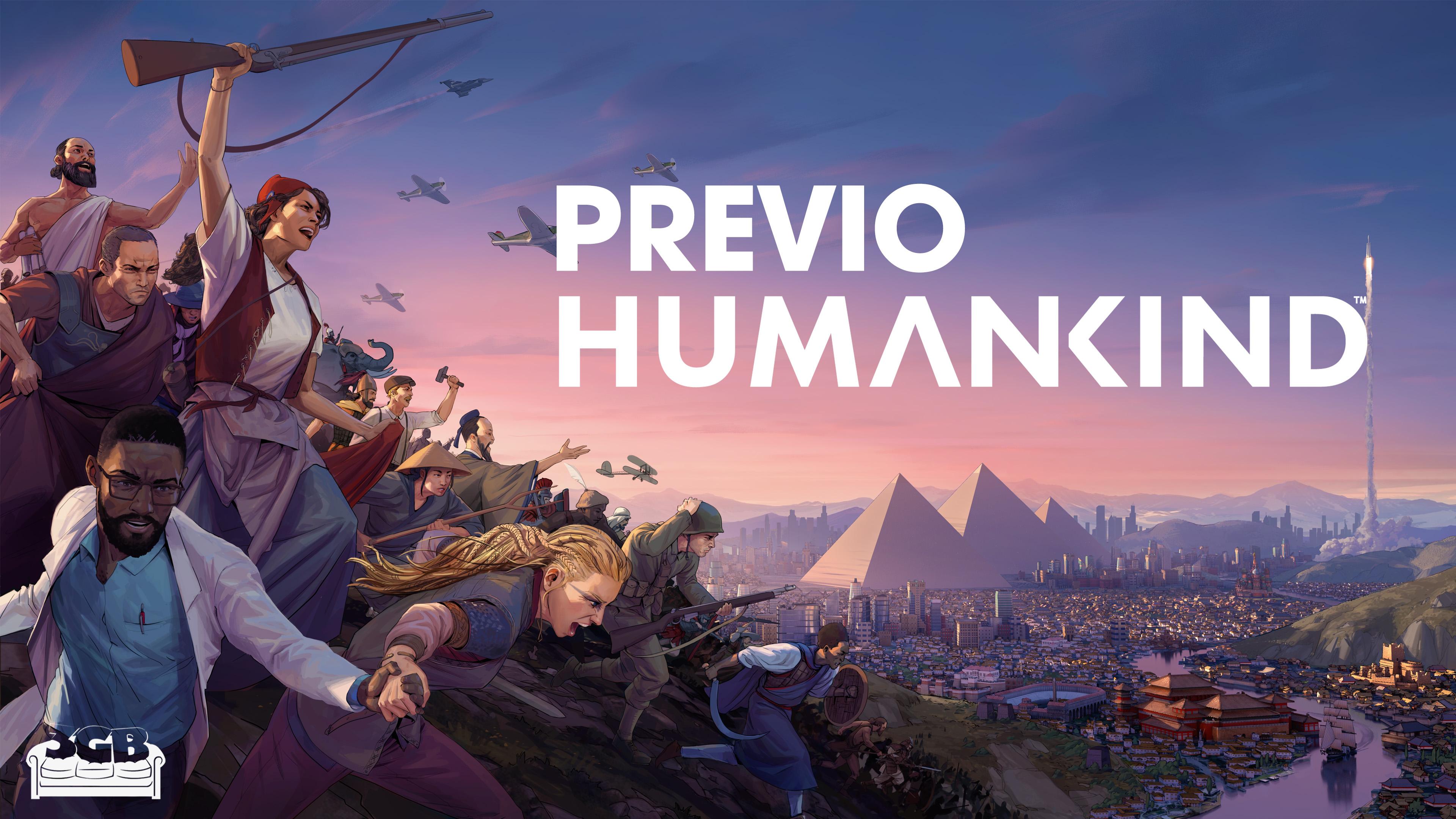 Previo Humankind – Un viaje a través de las eras