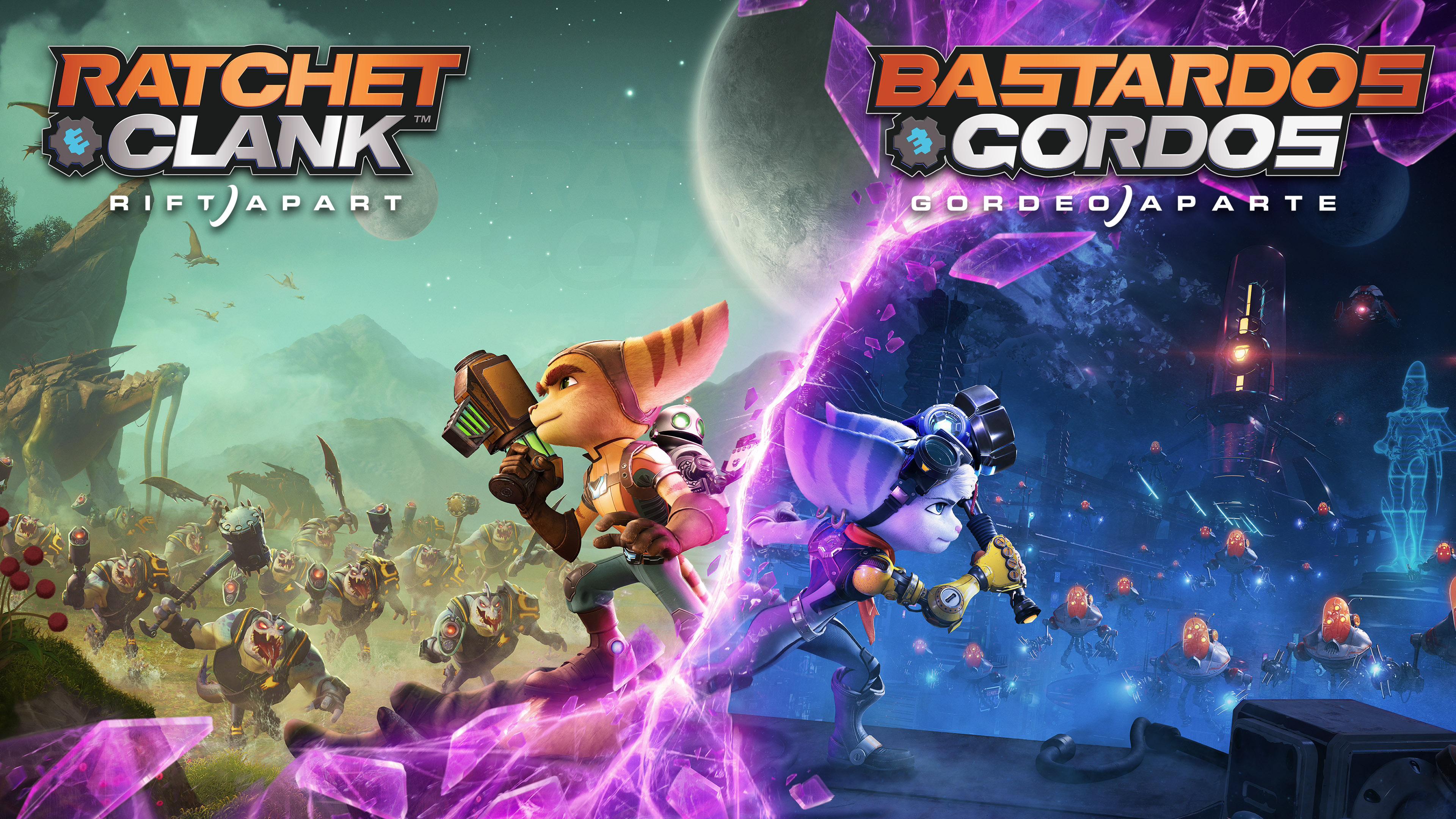 Reseña Ratchet & Clank: Rift Apart