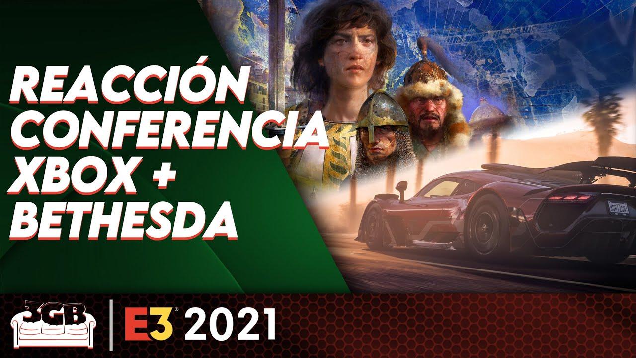 Xbox + Bethesda Showcase E3 2021 – Reacción en Vivo