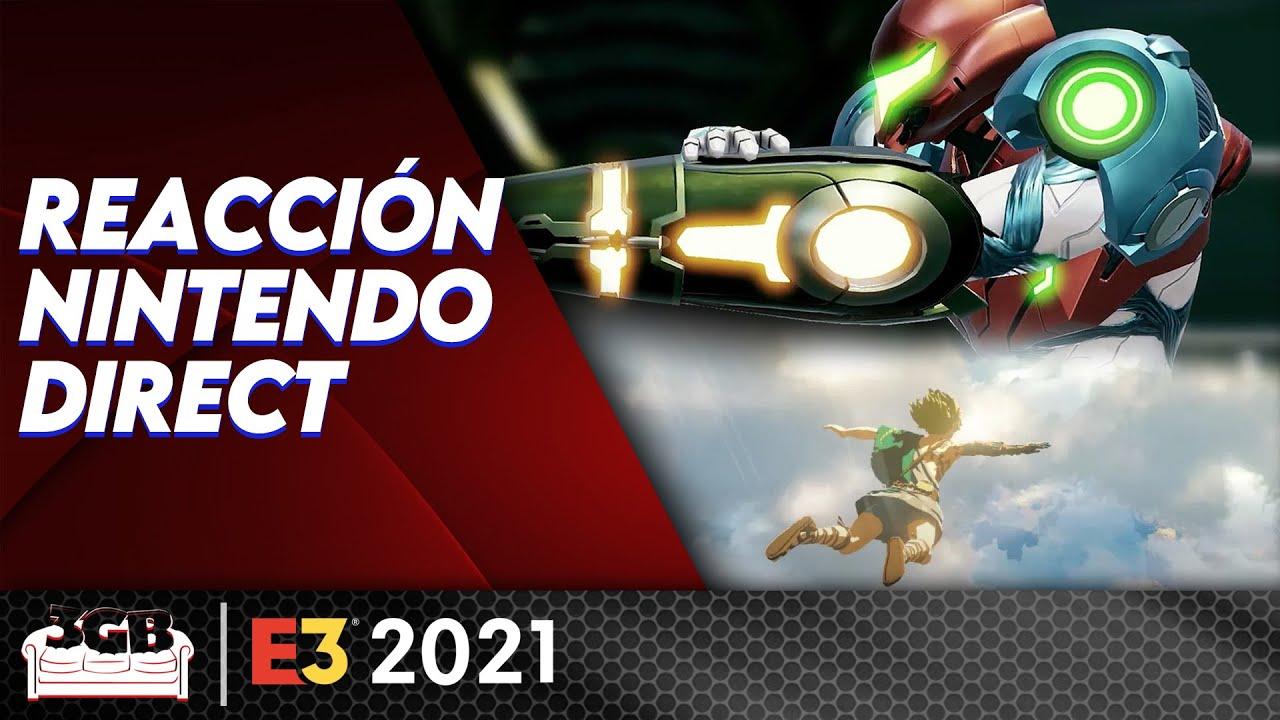 Conferencia Nintendo E3 2021 – Reacción en Vivo