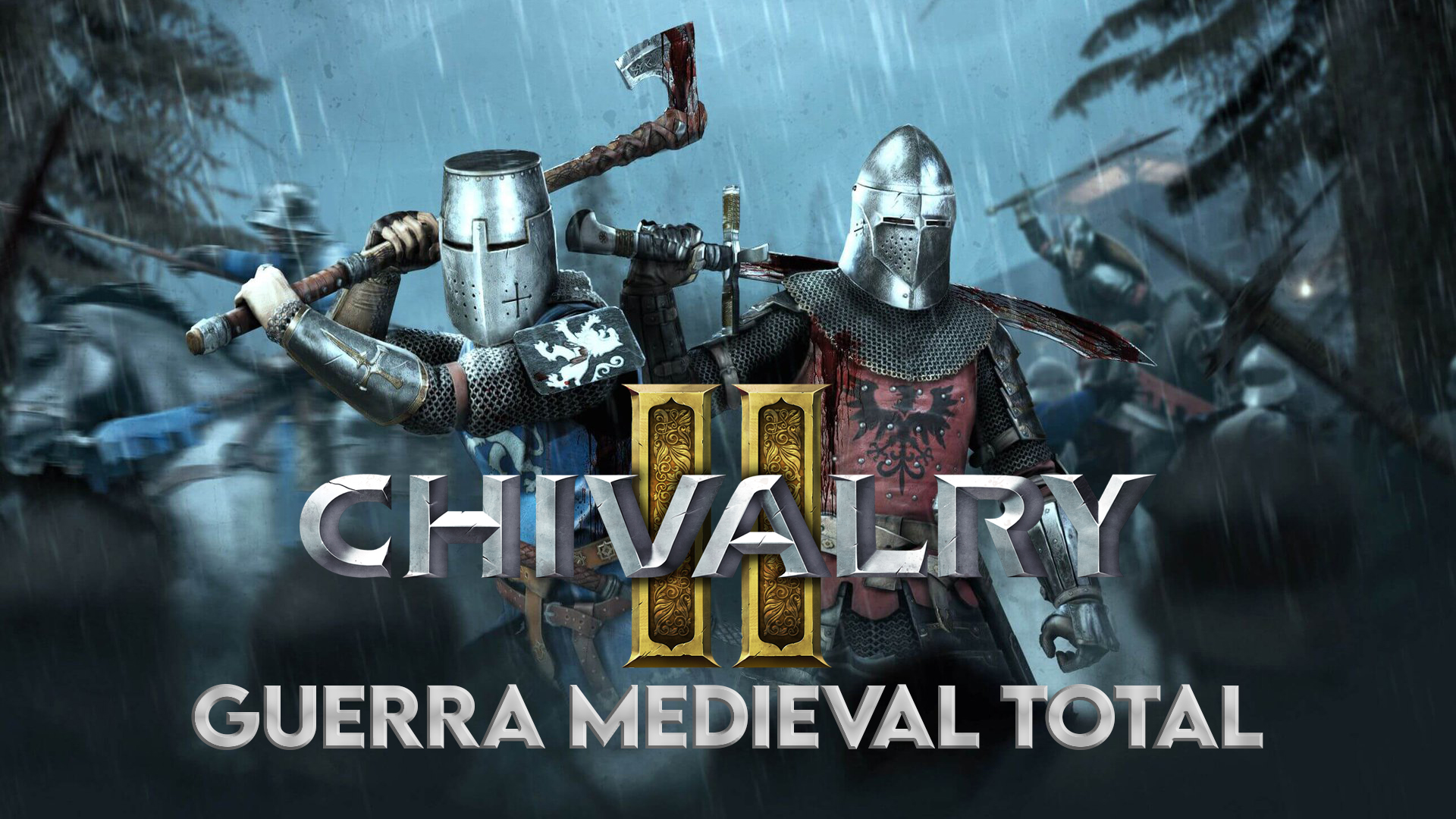 Chivalry 2 – Guerra Medieval Total