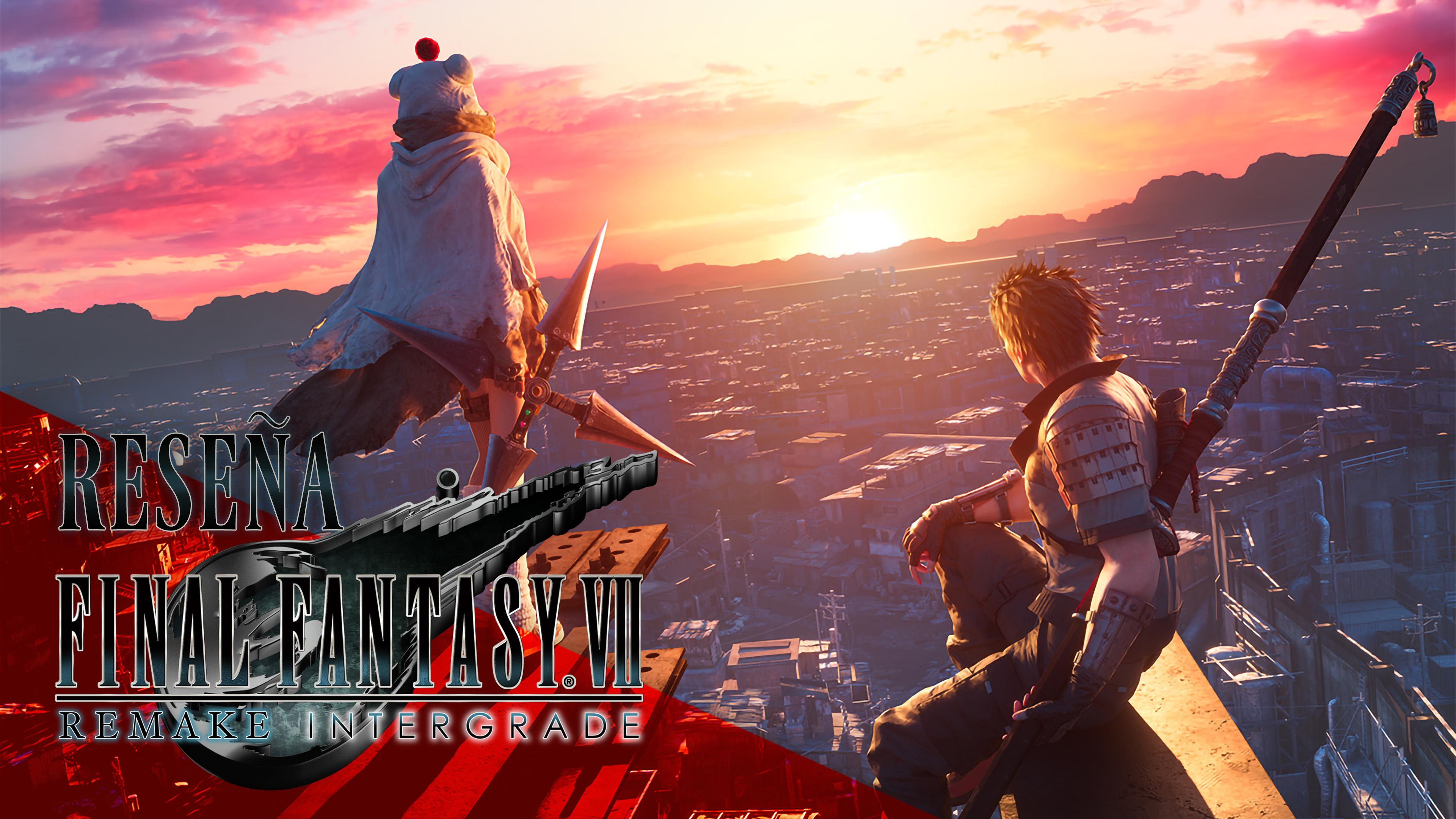 Mini Reseña Final Fantasy VII Remake INTEGRADE – ¡Llegó el momento de Yuffie para brillar!