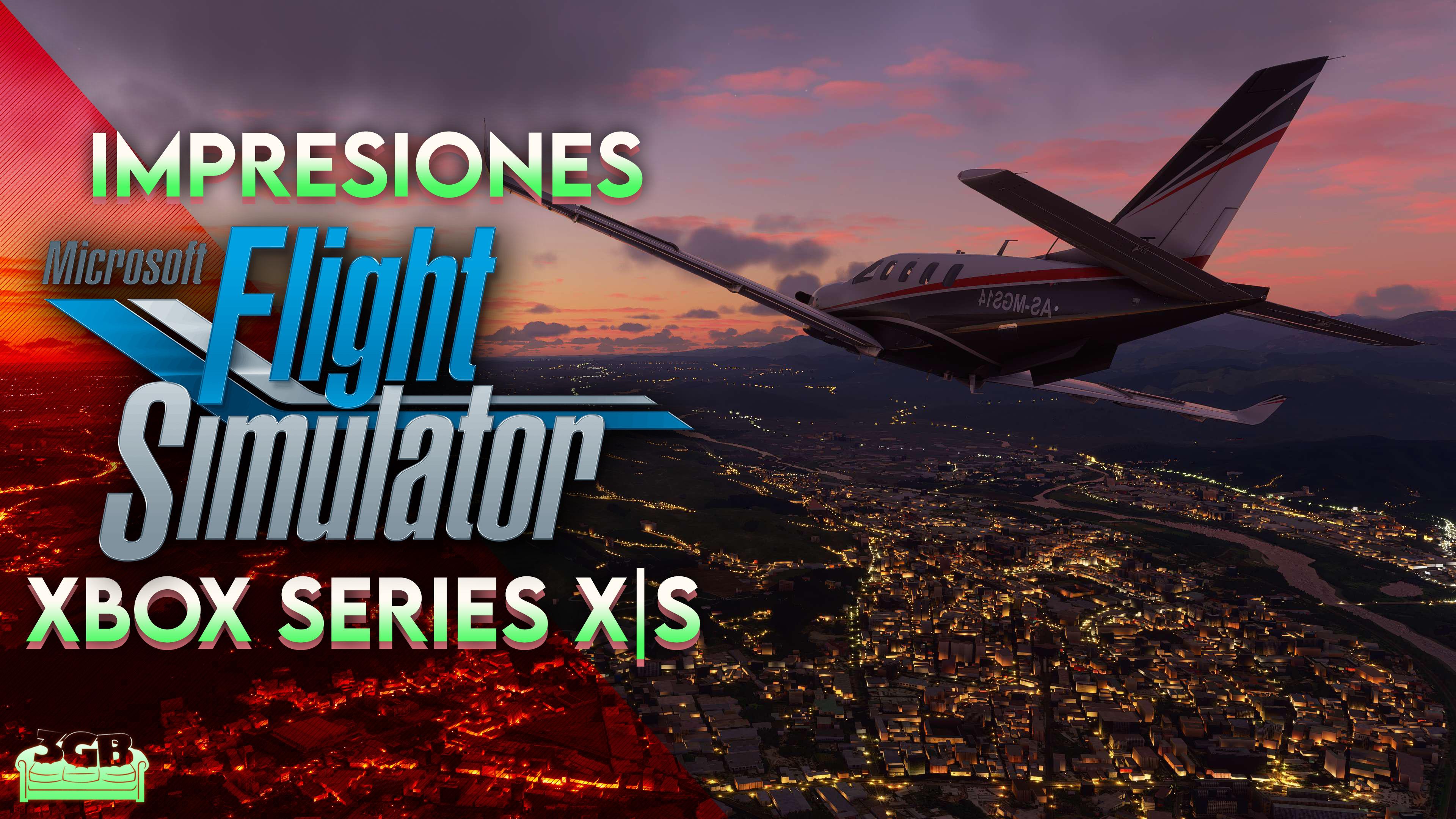 Impresiones Microsoft Flight Simulator en Xbox Series X|S