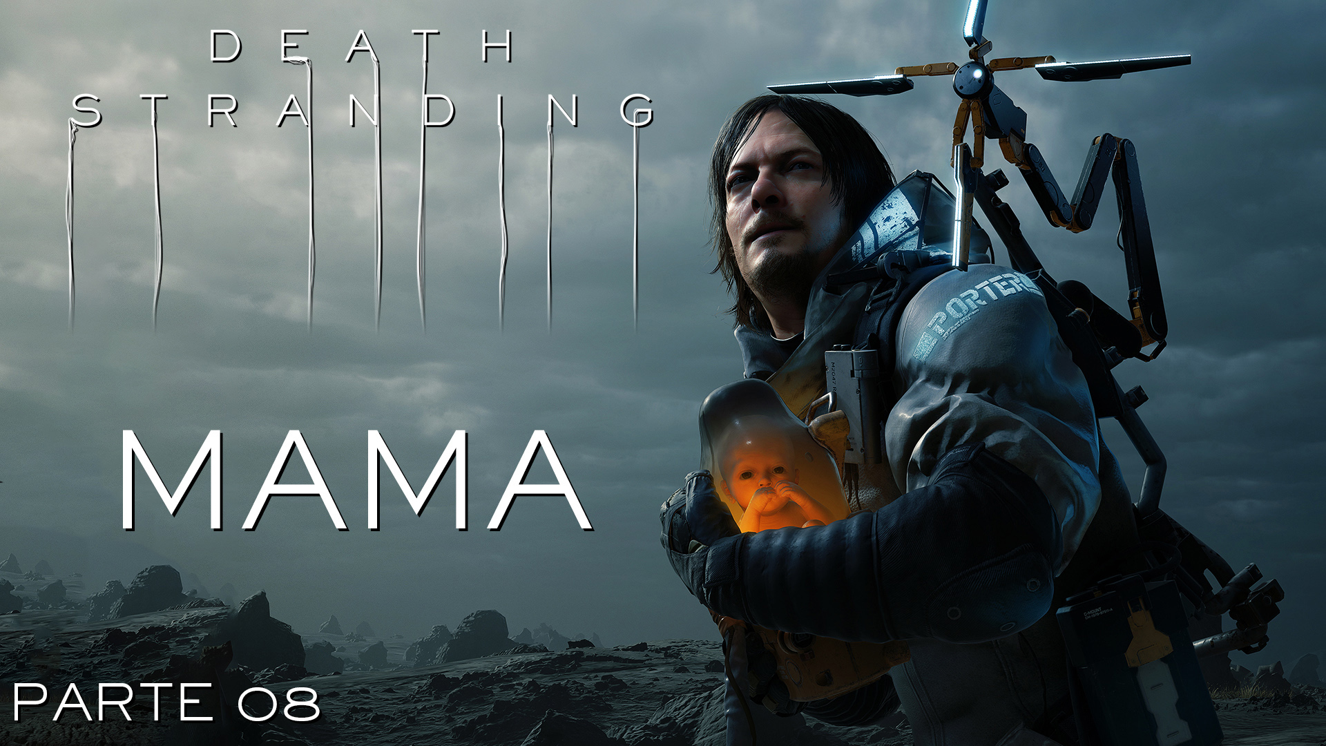 Serie Death Standing #08 – Mama