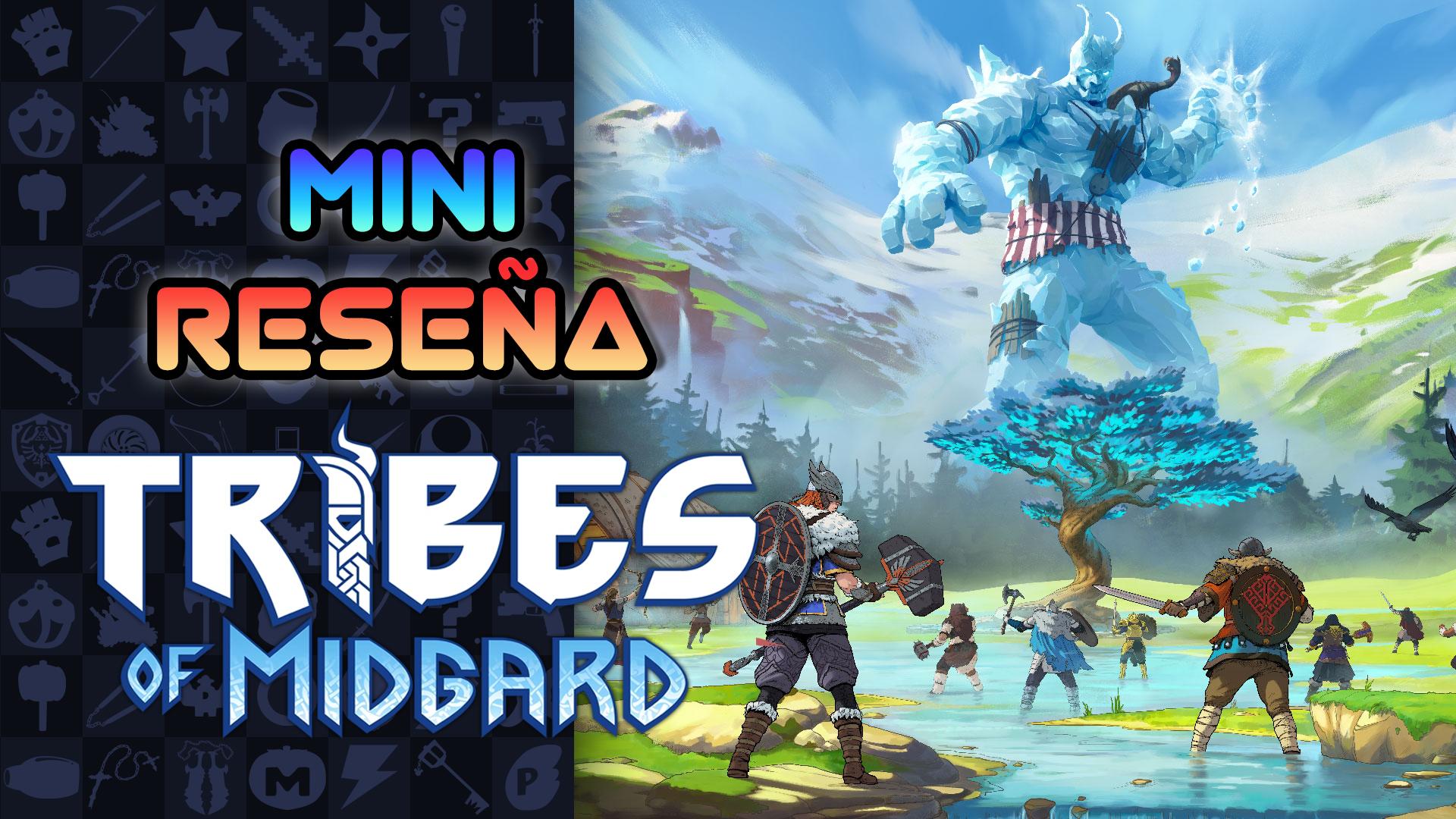 Mini Reseña Tribes of Midgard – A Medio Cocinar