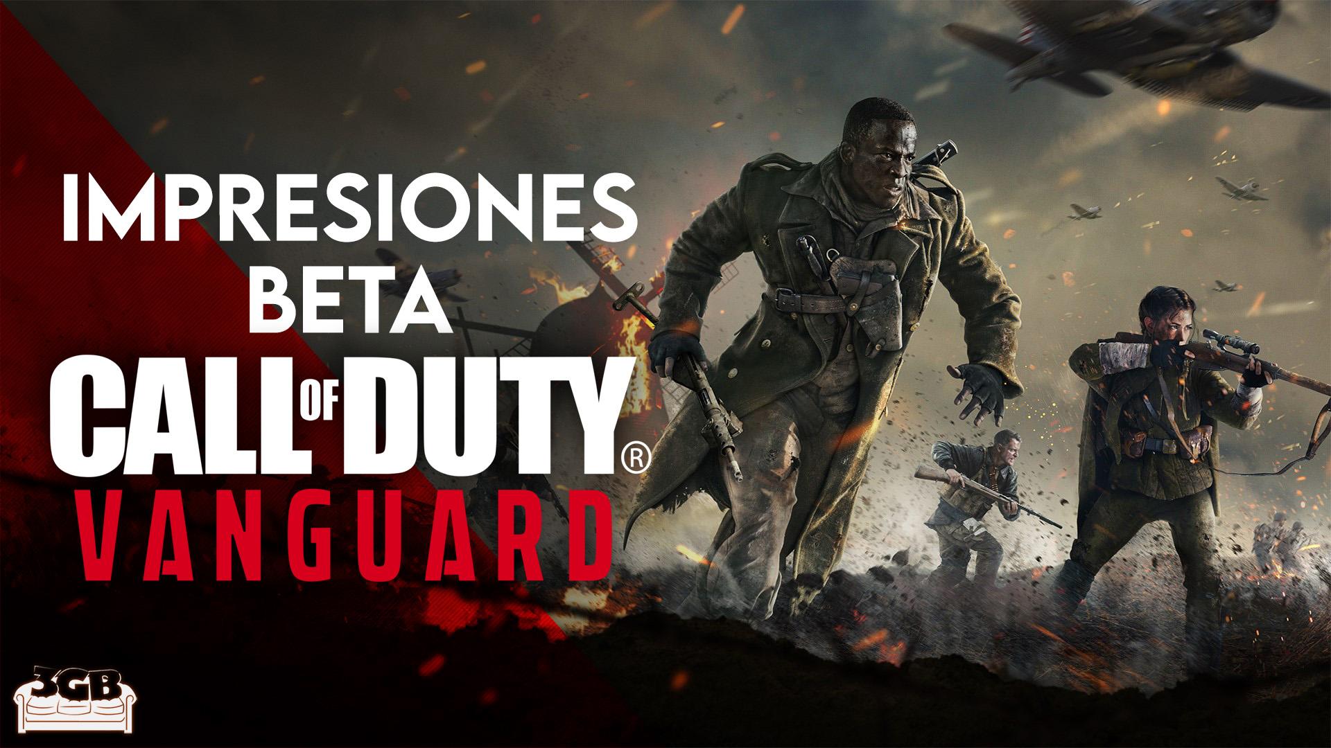 Impresiones Beta Call of Duty: Vanguard