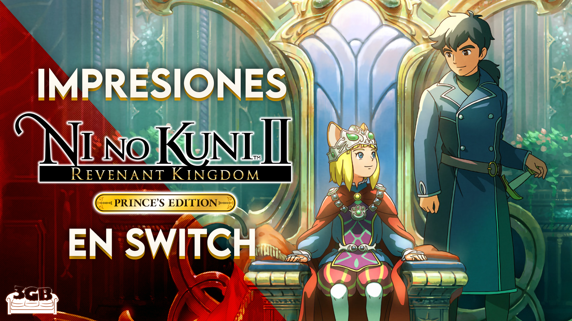 Impresiones Ni no Kuni II: Revenant Kingdom – Prince's Edition en Switch