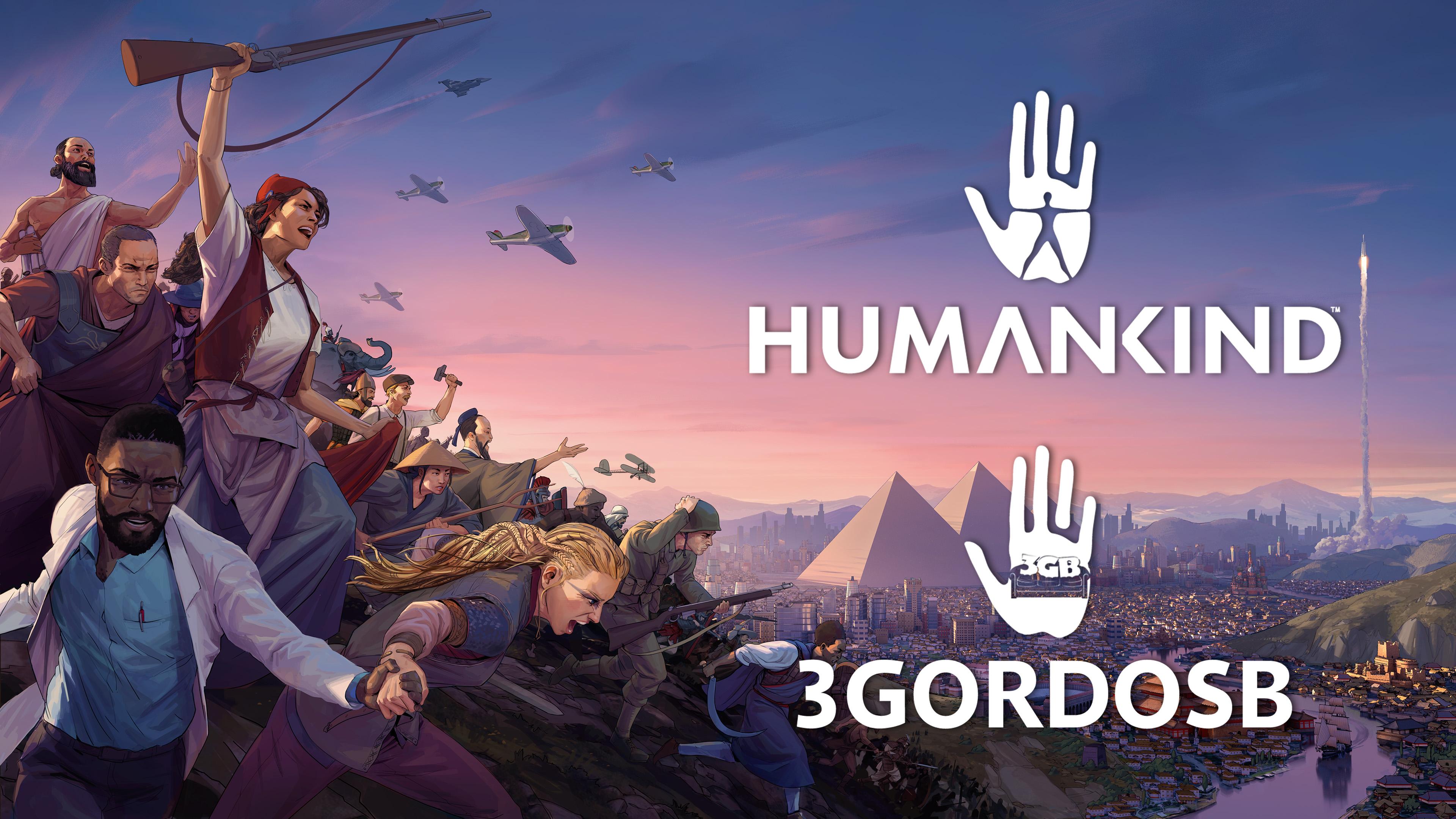 Reseña Humankind