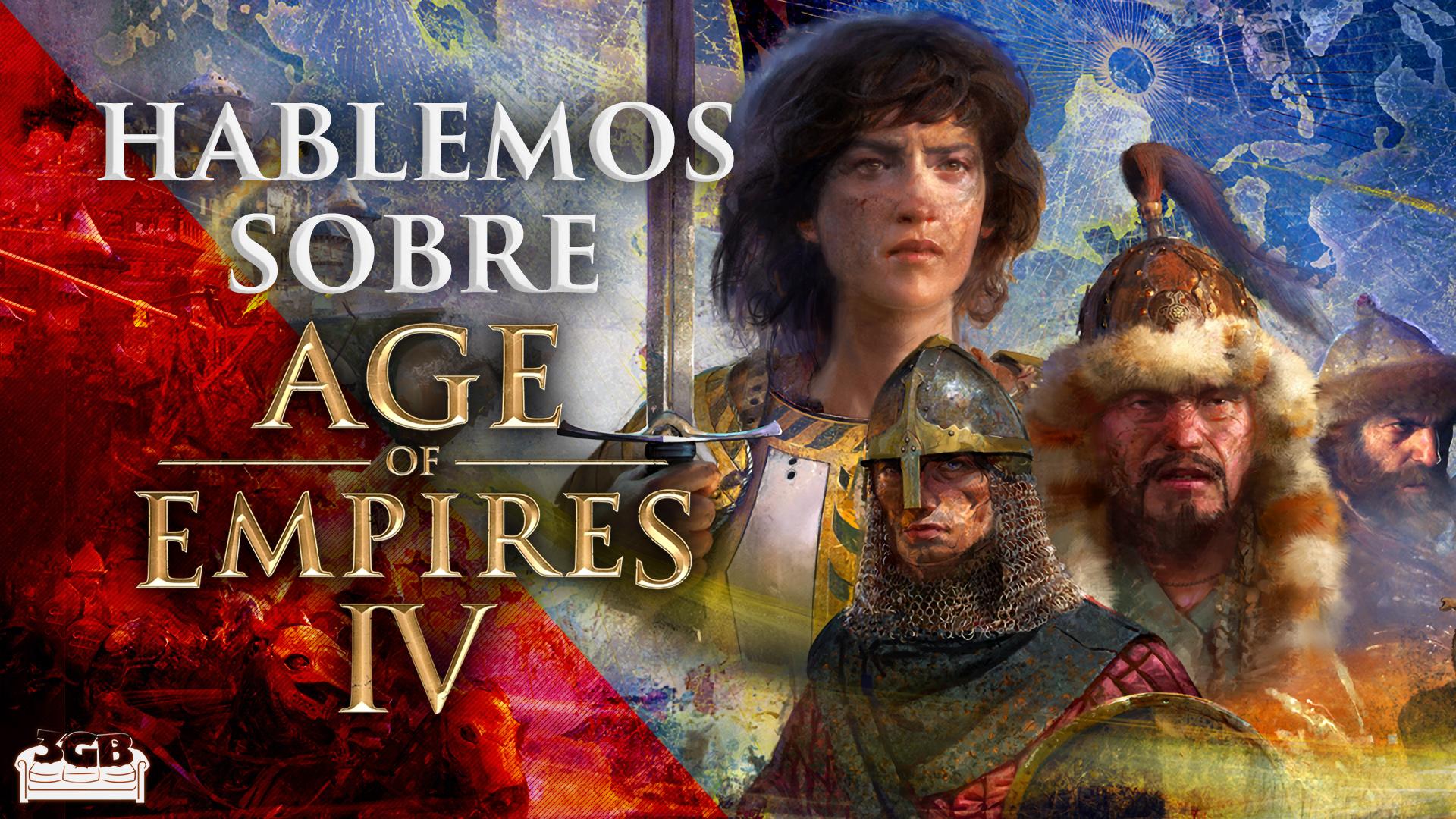 Hablemos sobre Age of Empires IV